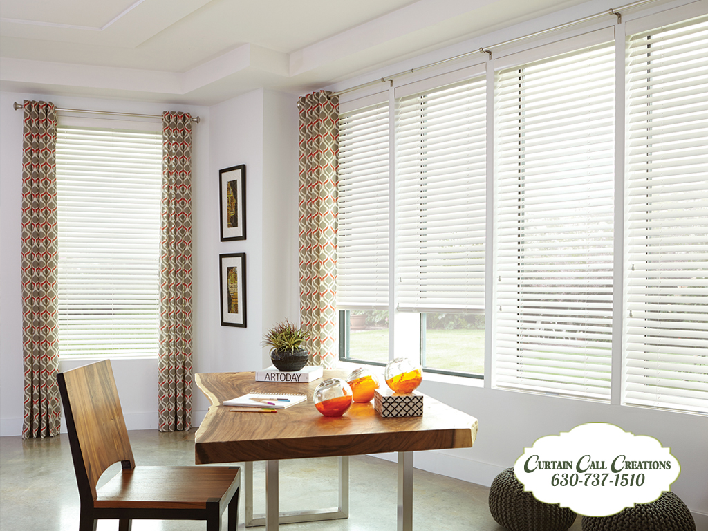 Blinds And Curtains On Same Window proper care of natural wood blinds and shutterscurtain call