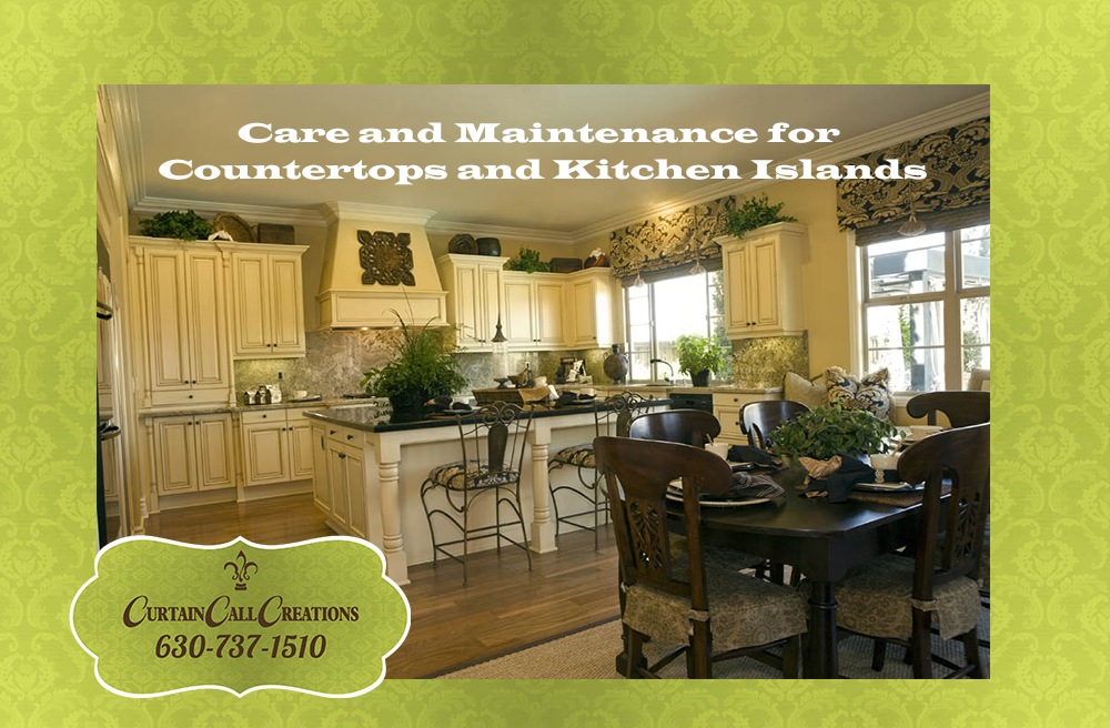care and maintenance for butcher block countertops and