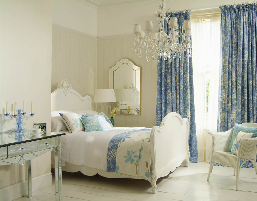French Country Curtains Interior Design Window Treatments