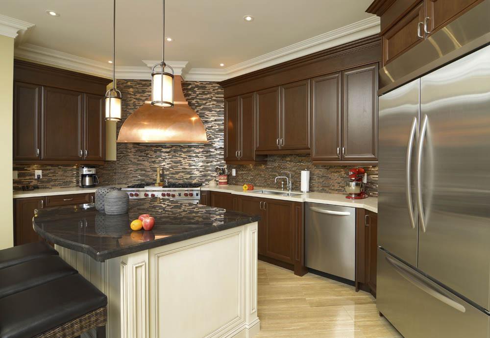 Kitchen island redo | Interior Design | Window Treatments | Curtain ...